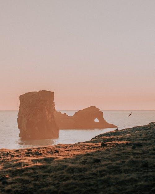 地質構造, 岩石形成, 懸崖, 戶外 的 免費圖庫相片