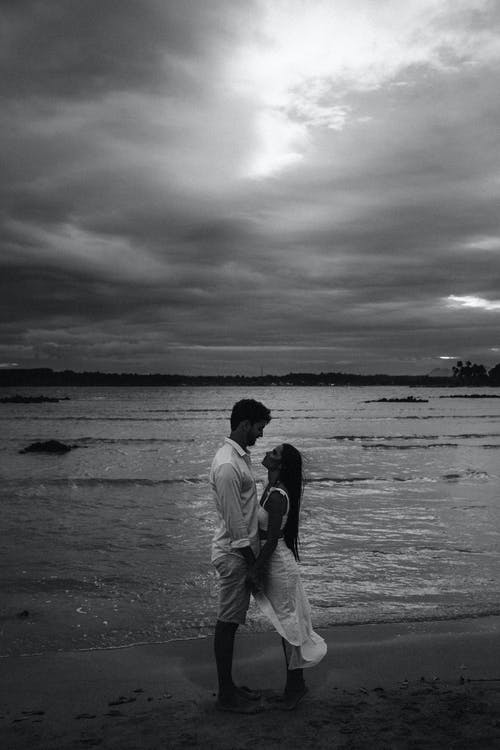 Photos gratuites de affection, amour, amoureux, bord de mer