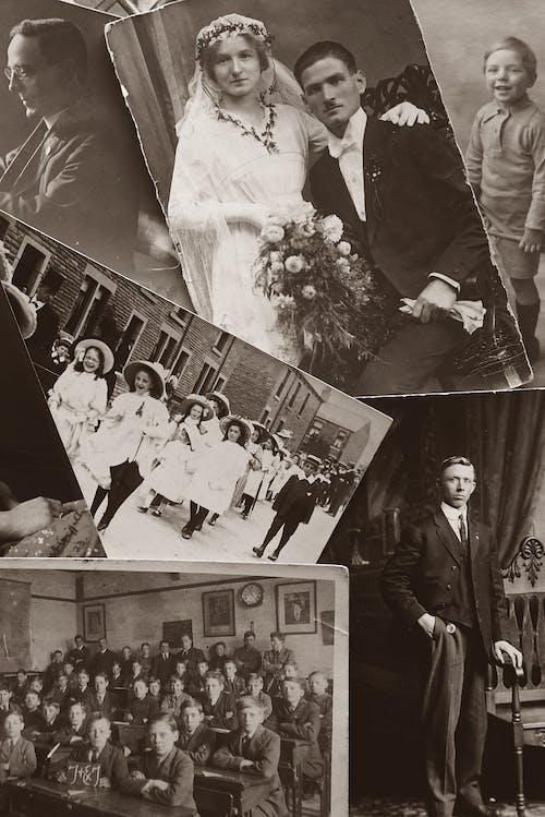 Darmowe zdjęcie z galerii z czarno-biały, fotografia filmowa, fotografie, historia