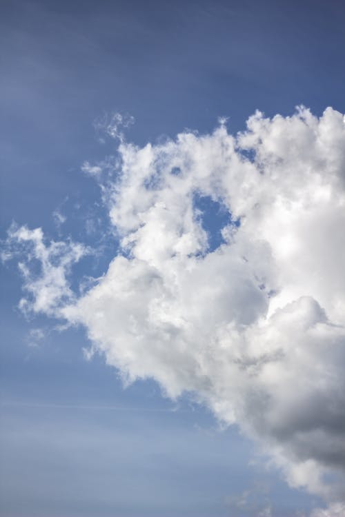 Free stock photo of blue, blue sky, cloud, clouds