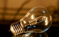 light, glass, light bulb