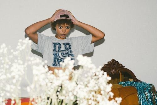 Základová fotografie zdarma na téma atraktivní, černoch, černoška, dospělý