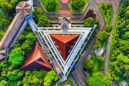 Ilmainen kuvapankkikuva tunnisteilla arkkitehdin suunnitelma, arkkitehtoninen, arkkitehtuuri, droonikuva