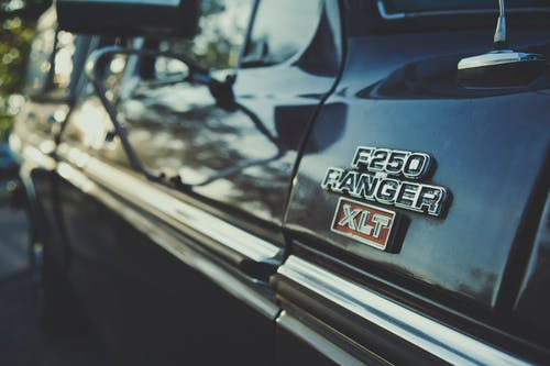 Free stock photo of car, cargo pick up, f250, ford