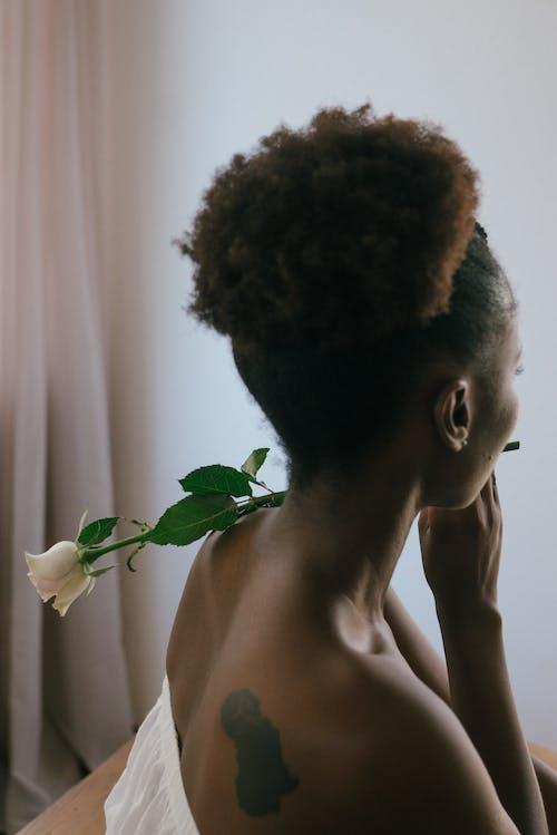 คลังภาพถ่ายฟรี ของ คน, คนดำ, คนผิวดำ, ความงาม