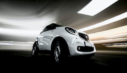 Free stock photo of car, car photography, long exposure, smart