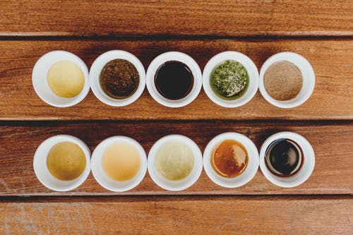 Different Types of Sauce
