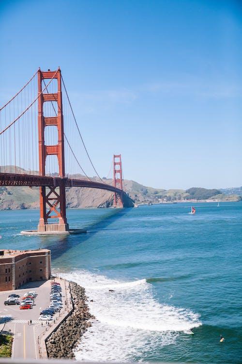 Free stock photo of california, golden gate bridge, san francisco