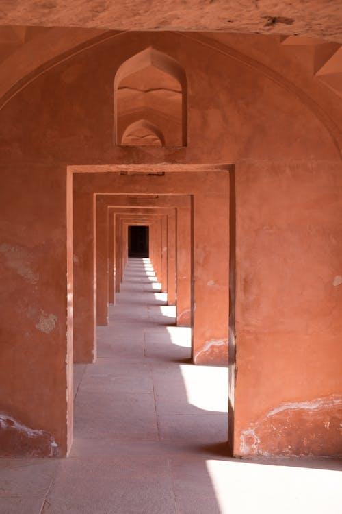 Free stock photo of alley, corridor