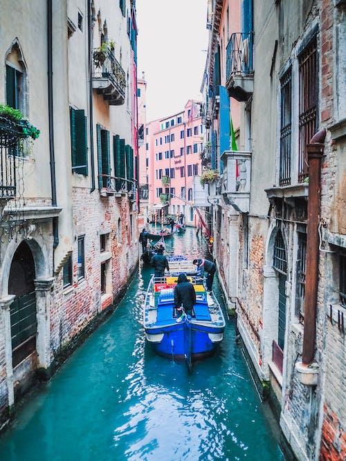 Free stock photo of canal, italy, venezia