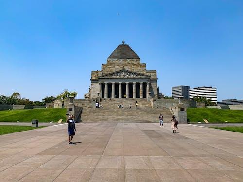 Fotos de stock gratuitas de Australia, melbourne vic, santuario del recuerdo / st kilda rd