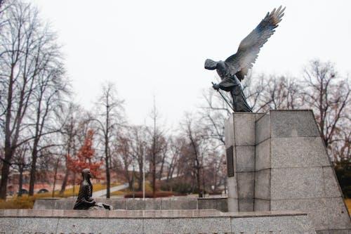 Free stock photo of memorial, statue