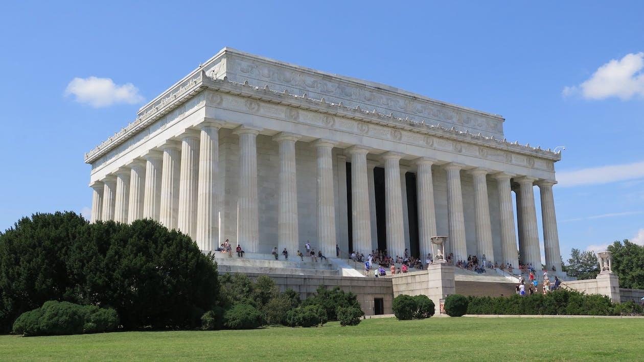 พาชม อนุสรณ์สถานลินคอล์น ประธานาธิบดีสหรัฐอเมริกาคนที่ 16
