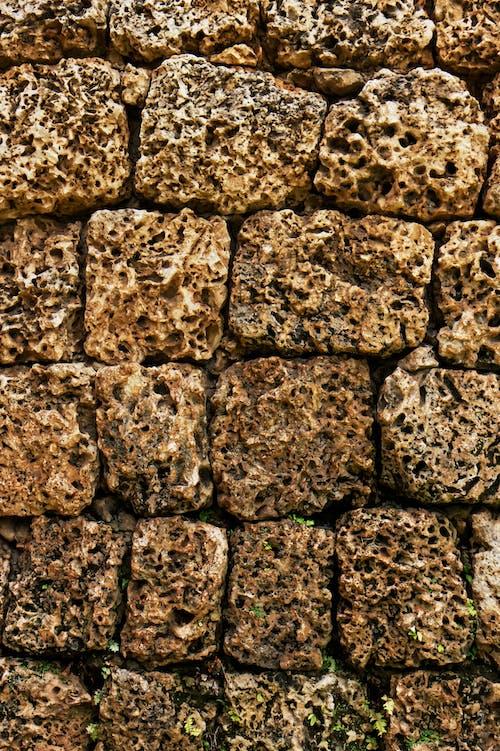 Gratis stockfoto met bakstenen muur, natuurstenen muur, oude stenen muur, stenen muur