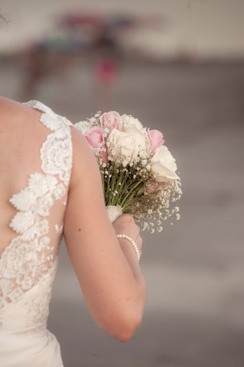 Free stock photo of flowers, roses, wedding