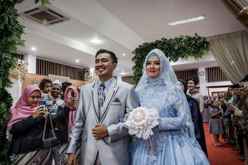 결혼식, 결혼식 날, 결혼식 부케, 관계의 무료 스톡 사진