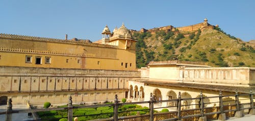 Free stock photo of amber, amer, amer fort, ancient