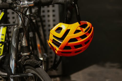 Free stock photo of bicycle, bicycle helmet, bike helmet, helmet