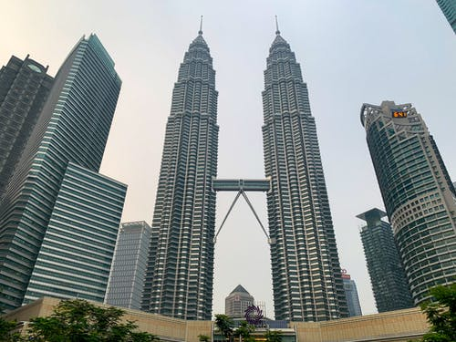 건물 외장, 건축, 건축 설계, 고층 건물의 무료 스톡 사진