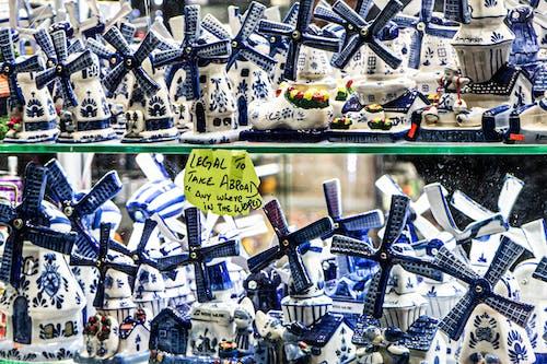 Free stock photo of amsterdam, ceramics, city tour