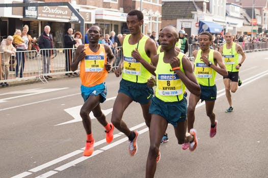 Free stock photo of jogger, jogging, sport, marathon