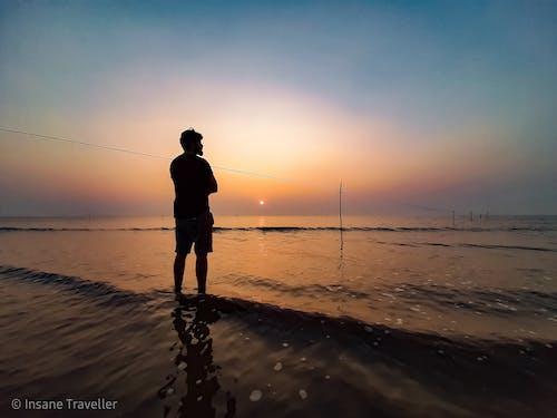 Δωρεάν στοκ φωτογραφιών με valsad, γκουτζαράτ, Ινδία, παραλία