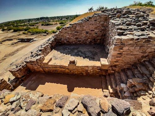 Δωρεάν στοκ φωτογραφιών με dholavira, harshit patel, trekmunk, αρχαιολογία