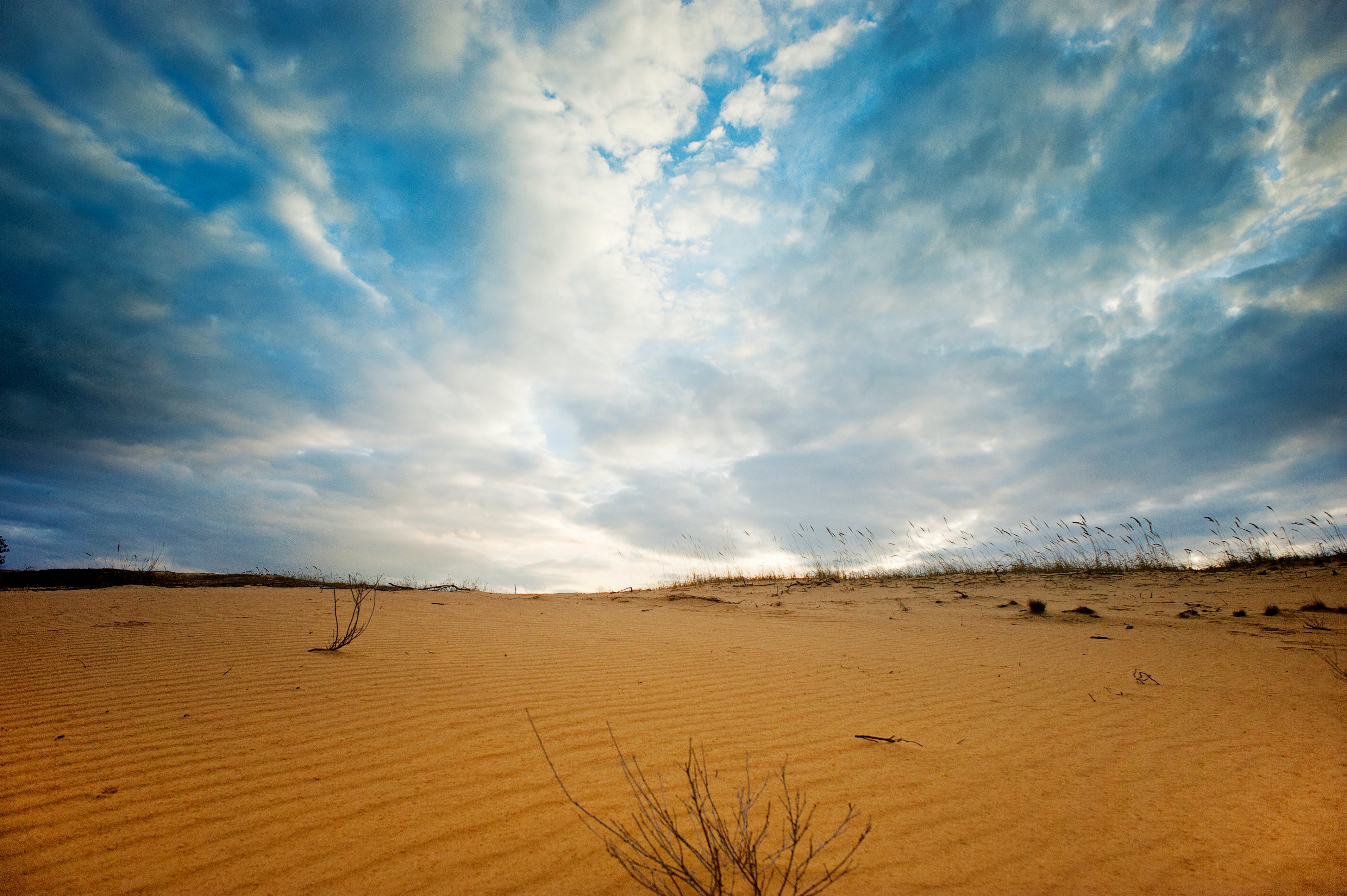 Free stock photo of nature, sky, sand, desert