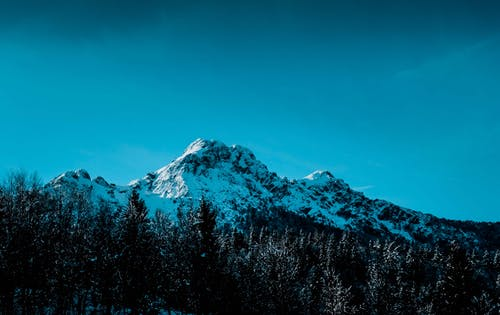 Бесплатное стоковое фото с вечнозеленый, вулкан, высокий, гора