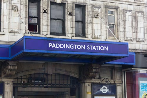 Free stock photo of london, paddington station, train station