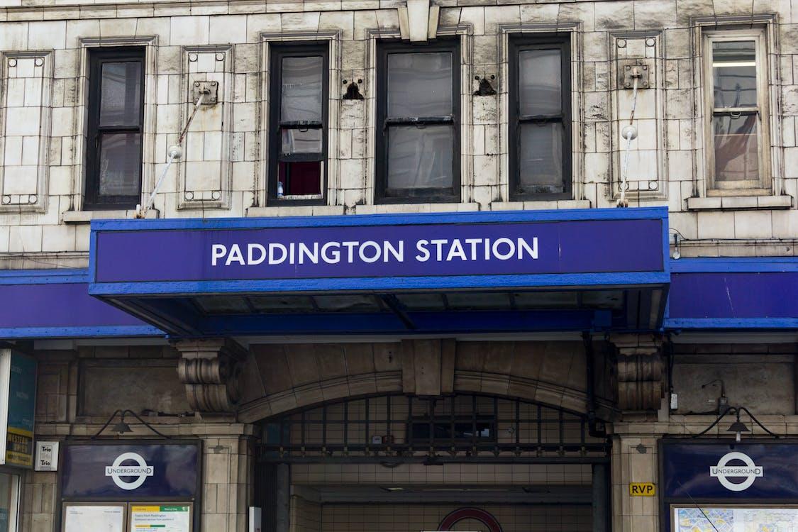 Free stock photo of london, padding station, train station