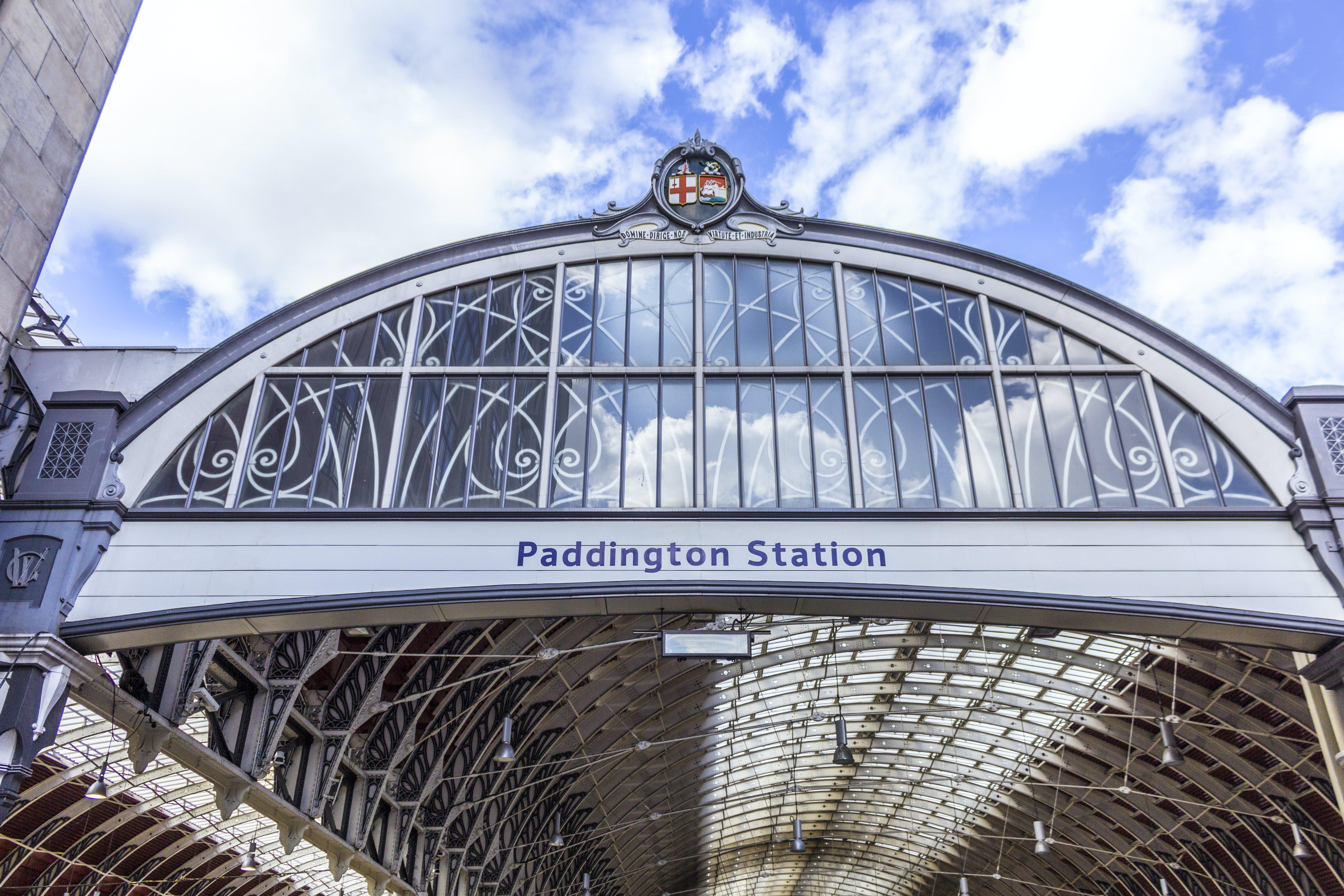 Paddington Station Arch