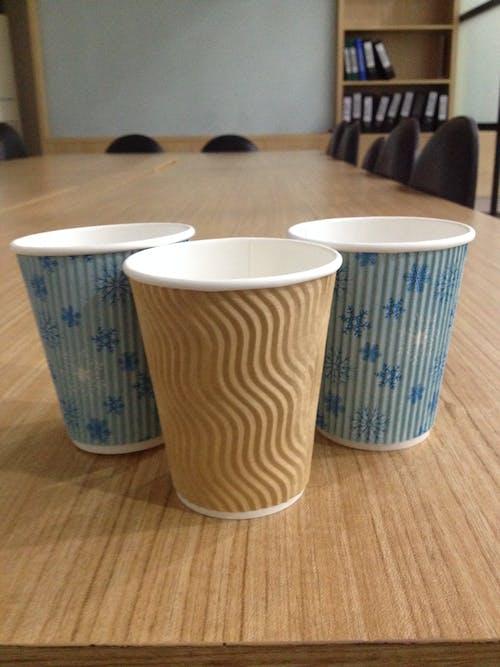 リップルカップの無料の写真素材