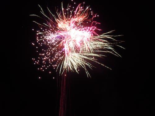 Free stock photo of fireworks