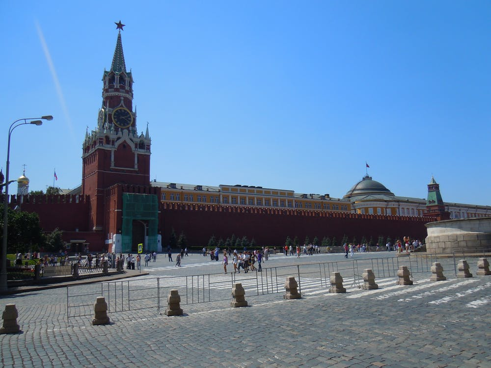 Free stock photo of moscow, red square