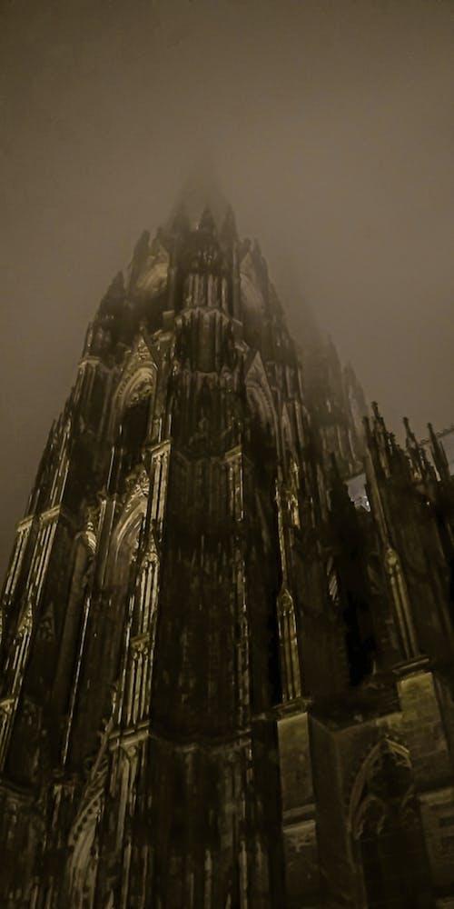 Gratis lagerfoto af abstrakt, arkitektonisk bygning, domkirken Kölner Dom, gammel bygning