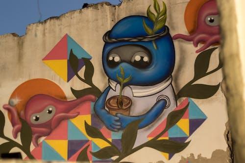 Ảnh lưu trữ miễn phí về Sơn phun, steetart, tường vẽ