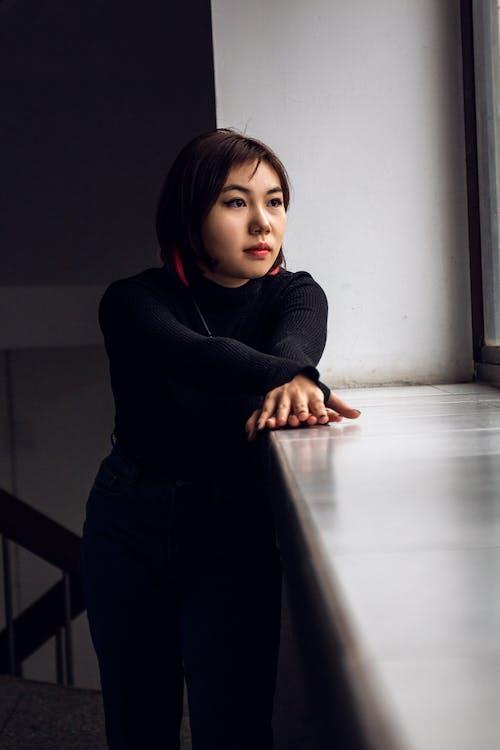Foto profissional grátis de #chinesemodel #portrait #girl #naturallight #photo, #desafioaoarlivre, #fotografia, #models