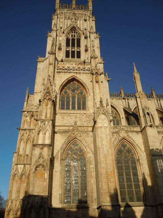 Free stock photo of cathedral, church, york minster