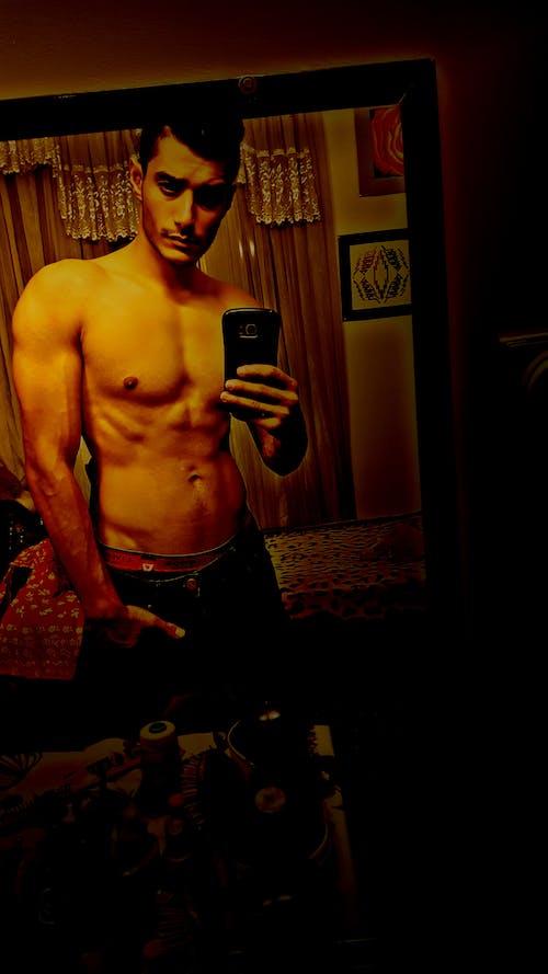 Free stock photo of body, body builder, body building