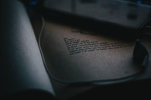 Gratis lagerfoto af 4k-baggrund, bog, dybde, klassisk musik