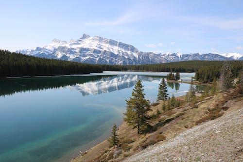 Foto d'estoc gratuïta de a l'aire lliure, banff, banff national park, Canadà