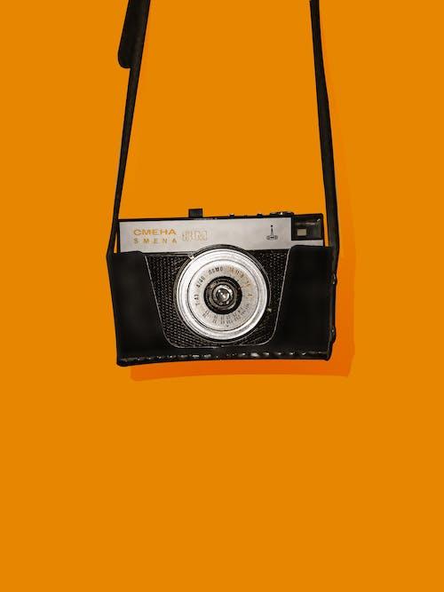 Gratis lagerfoto af analogt kamera, antik, årgang, elektronik