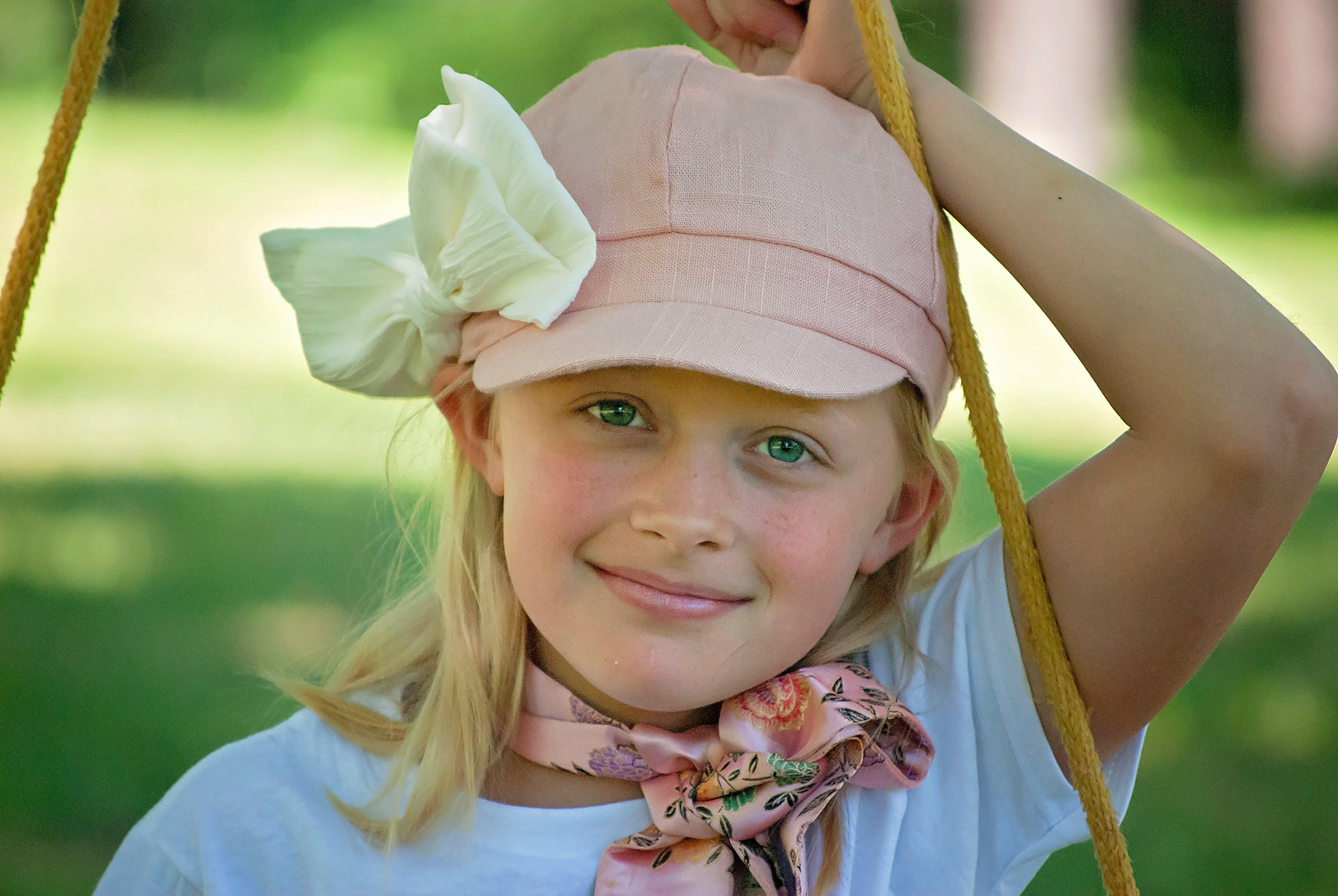 Free stock photo of girl, cute, eyes, rope