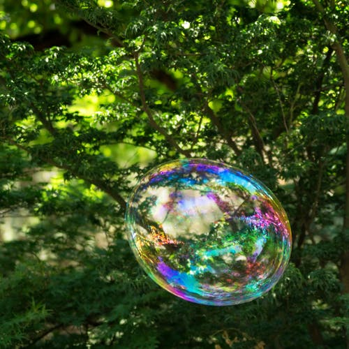 Free stock photo of abstract, bright, bright bubble, bubble