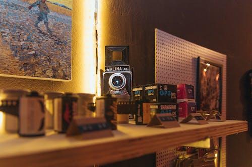 35毫米膠片, 復古, 復古相機, 老式相機 的 免費圖庫相片