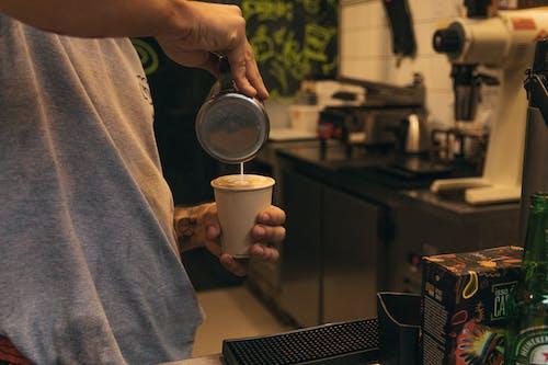 咖啡, 咖啡屋, 咖啡機, 咖啡藝術 的 免費圖庫相片