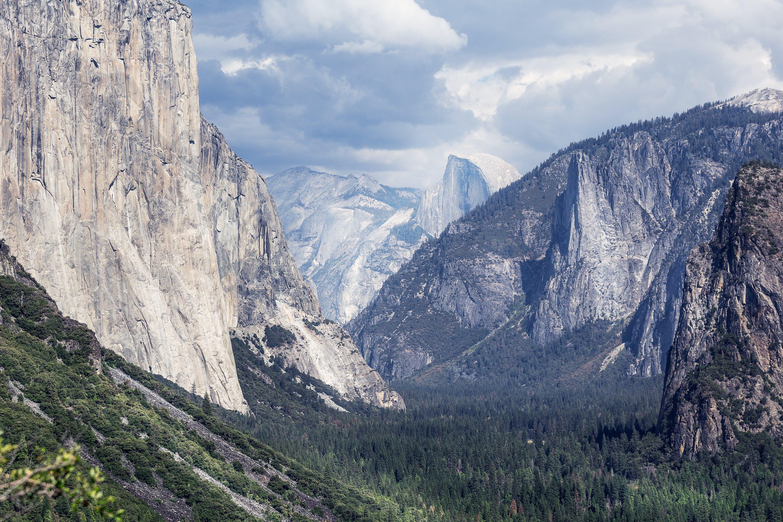 california, cliff, cliffs