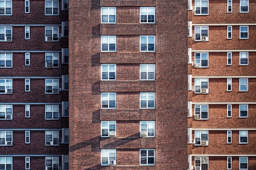 Free stock photo of building, house, high-rise, windows