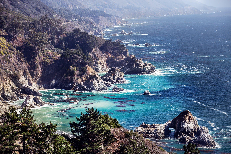 Kostenloses Stock Foto zu meer, natur, ozean, bucht